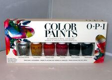 OPI Blendable Nail Polish Lacquer - MINI Color Paints  - 3.75ml / 0.125oz DDP15