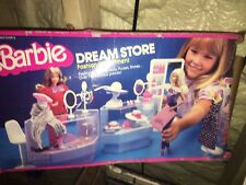 Vintage Barbie Dream Shop Display Case Accessory Shopping Bag