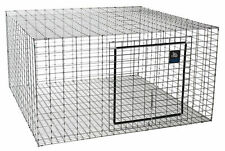 """New Ah2424 Miller Pet Lodge 24"""" X 24""""X16 Rabbit Hutch Wire Mesh Animal Cage"""