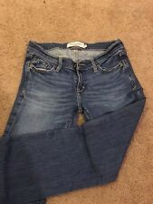 Womens Junior Size 0 Abercrombie & Fitch Madison Stretch Jeans
