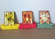 Burger King Pokemon Power Toy lot