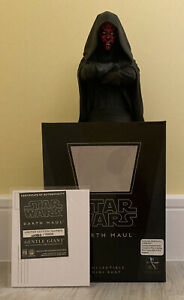 Star Wars Darth Maul Sith Lord Episode I Gentle Giant Collectible Mini Bust 2006