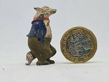 Britains hollow-cast lead Cococub figure - Bill Badger