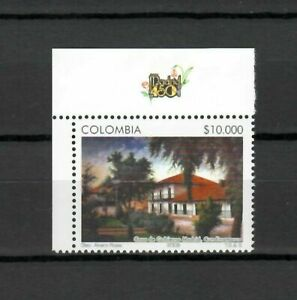 S23605) Kolumbien 2009 MNH Cundinamarca 1v
