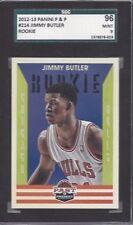 2012-13 Panini basketball card #214 Jimmy Butler Chicago Bulls SGC 96 Mint 9
