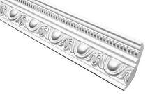 2 Mètres Stuc Profils Polystyrène Rebords Eps forme stable 70x90mm b-24 silber