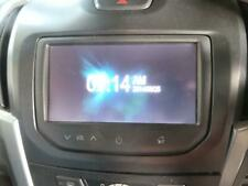 HOLDEN COLORADO STEREO/HEAD UNIT 7 INCH COLOUR TOUCH SCREEN, RG/RG 7, 10/13-06/1