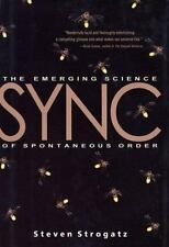 Sync: The Emerging Science of Spontaneous Order: By Strogatz, Steven - NEW
