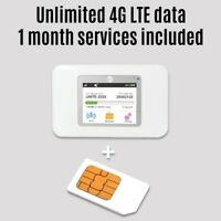 Netgear 770S Hotspot Device with 1 Month AT&T Unlimited 4G LTE Services