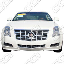 Cadillac CTS chrome grille insert grill overlay trim molding 2012 2013