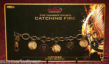 VICTORS CHARM BRACELET -NECA THE HUNGER GAMES: CATCHING FIRE -PROP REPLICA 2013