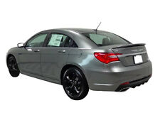 #539 PAINTED FACTORY STYLE SPOILER Fits the 2011 - 2014 CHRYSLER 200