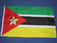 3X5 MOZAMBIQUE FLAG NATIONAL COUNTRY BANNER NEW F703