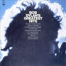 1 CENT CD Greatest Hits - Bob Dylan
