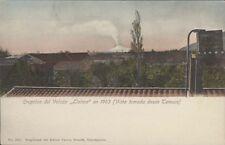 CHILE ERUPCION DEL VOLCAN LLAIMA EN 1903 VISTA TOMADA DESDE TEMUCO BRANDT 539