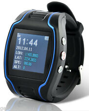 GPS Tracker Wrist Watch Two Way Calling Mobile Phone - Hiking, Camping, Boating
