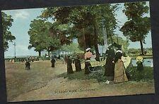 C1910 View of Ladies/Prams at St. Leger Festival, Doncaster