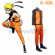 Naruto Cosplay Costumes Shippuden Naruto Uzumaki 2nd Cosplay Costume Halloween
