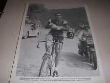 Cycling break book t500 tdf1961 guido carlesi 2ème tour de france