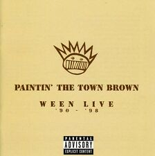 Ween - Paintin the Town Brown [New CD] Explicit, Brilliant Box