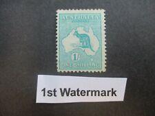 Kangaroo Stamps: 1st Watermark Variety Mint   -   RARE   (n912)