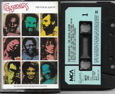Crusaders The Vocal Album Cassette Tape Album