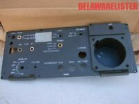 MILITARY RADIO SET RT-524 VRC FRONT PANEL M151 M35 TRANSCEIVER-TRANSMITTER NOS