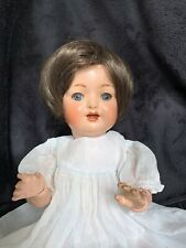 Vintage Armand Marseille Character Baby Doll Comp.Body Open Mouth/Teeth 14�