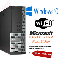 Dell Optiplex 7020 SFF PC i7 4th Gen Upgrade Options