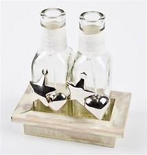 deko blumenvasen aus glas mit flaschen g nstig kaufen ebay. Black Bedroom Furniture Sets. Home Design Ideas