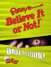 Ripleys Believe It Or Not! Dare to Look! (ANNUAL) by Ripleys Believe It Or Not