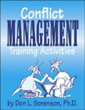 Conflict Management Training Activities: Promoting Cooperative Learning &