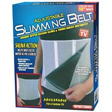 Reductora Body Shaper Celulitis Quemar Envoltura de sauna de Pérdida de Peso Quemadores de Grasa Barriga