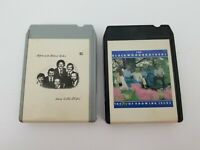 Blackwood Brothers 8 Track Tapes Lot of 2 I Must Tell Jesus & The Joy of Knowing