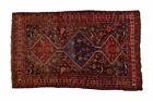 Antique Shabby Chic Handmade Rug 201x123cm