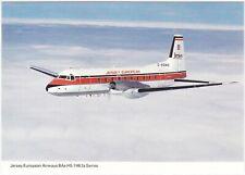 JERSEY  EUROPEAN  AIRWAYS         -         Hawker Siddeley HS 748-2A