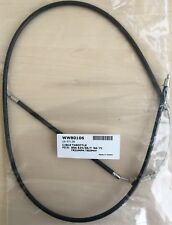 40-8657 - Throttle Cable - BSA - B25 Starfire (1968-70) C25 Barracuda - 80106