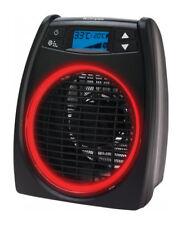 Dimplex DXGLO2 Upright Neon Electric Fan Heater Glo-Fan 2kW LCD Display