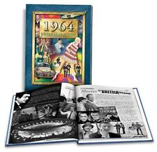 1964 What a Year It Was Great Birthday or Anniversary Gift