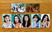 Red Velvet SM Town Fanclub Reveluv Welcome Kit Official Photocards Select Member