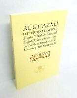 S. SPECIAL:Al Ghazali Letter to a Disciple -Bilingual English-Arabic Edition -PB