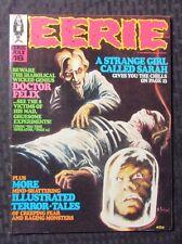 1968 Eerie Magazine #16 Vf 8.0 Alex Toth Johnny Craig Warren Horror