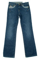 Diesel Junior Girls Jeans Peggins Classic Blue Denim Age 6 - 16 Years NEW Y2X