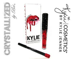 Any Color CRYSTALLIZED Kylie Cosmetics MATTE Lip Kit Crystals