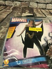 Marvel X-Men Storm Adult Womens Cosplay Costume Size Large 820011 NEW