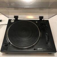 Gemini XL-DD50 IV 4 Direct Drive Turntable DJ Vinyl Record Player Dust Cover