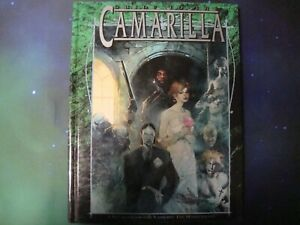 Guide to the Camarilla-A Sourcebook for Vampire: The Masquerade-White Wolf RPG