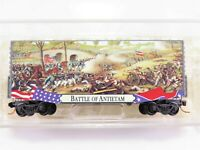 N Scale Micro-Trains MTL Civil War 10100706 Battle of Antietam 40' Box Car