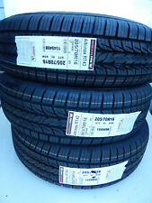 3 NEW 205/70R16 General Altimax RT43 Tires 97 T 205 70 R16 97T