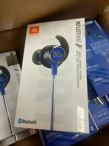 OB JBL REFLECT MINI 2 BT Bluetooth Earphone  BLUE